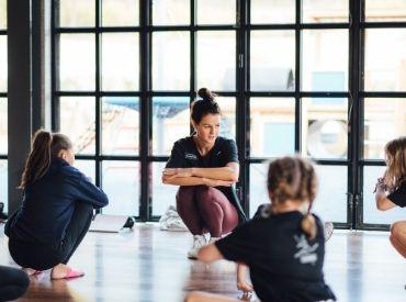 The Campus - Dance Camp Lauren Jamieson
